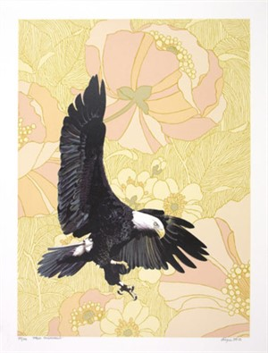Fabled Ambassador (Bird Suite) (148/300), 1979