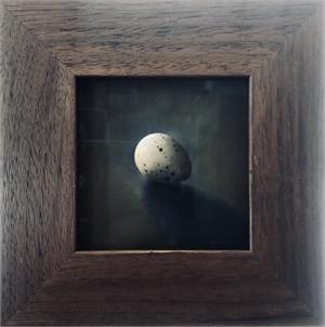 Quail Egg 19 (3/5), 2019