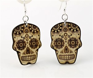 Earrings - Sugar Skulls  1388
