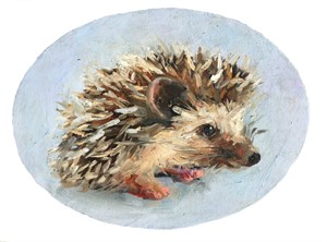 Hedgehog (HORIZ), 2016