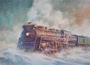 Polar Express, 2019