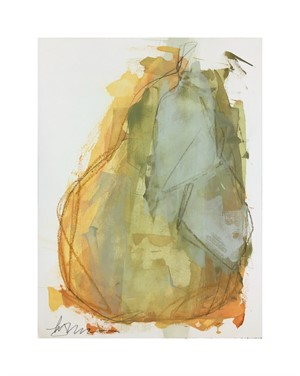 untitled (pear II), 2018