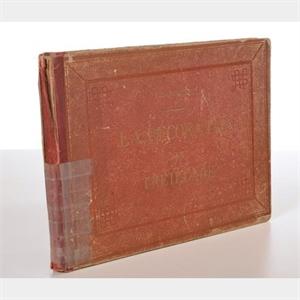 LA DECORATION EN TREILLAGE, circa 1860