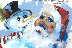 Snowmen Don't Get on the List