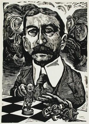 """El Embajador Lane Wilson """"Arregla"""" el Conflicto, 1947"""