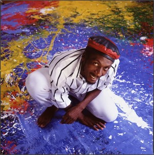 87049 Jimmy Cliff In Paint Color, 1987