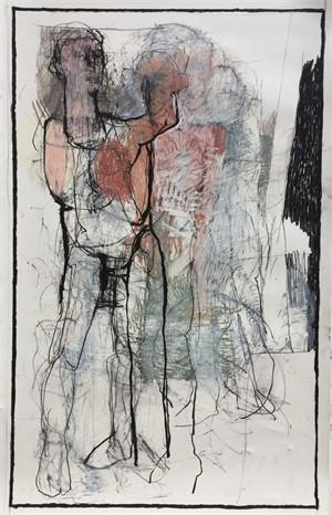 Figure Study 1 (Male) by Thaddeus Radell
