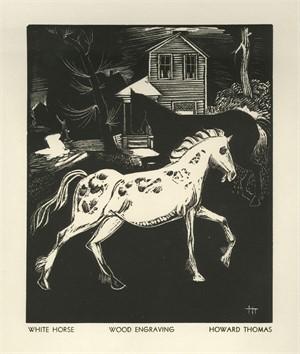 White Horse, 1936