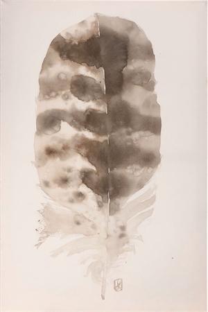 Smoky Pinion II by Laura Roebuck