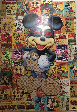 Icon Series Micky Mouse