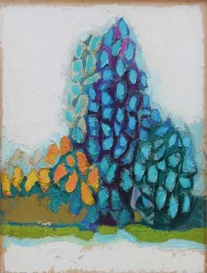 Blue Trees, 1969