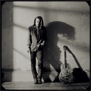 91026 Chris Whitley Against the Wall 3 BW, 1991