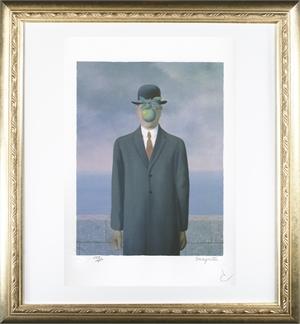 Le Fils de l'Homme (The Son of Man) (128/300), 2011