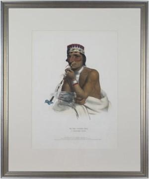 Wa-Em-Boesh-Kaa- A Chippeway Chief, 1838
