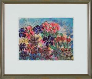 Iridescent Floral Fantasy, 2004