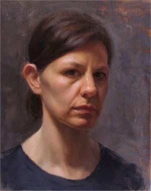"JENNIFER FAIRBANKS, ""Self Portrait"""