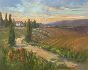 Tuscan Afternoon