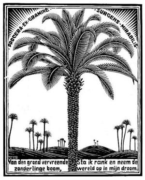 Emblemata - Palm Tree, 1931