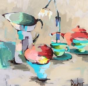 Teacups by Gary Bodner