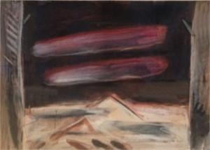 Untitled (Southwest Landscape), 1982