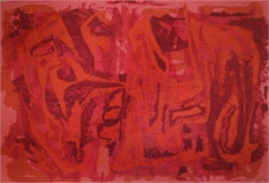 The Shape of Red, 1962