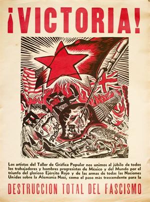 ¡Victoria! ...Destrucción Total del Fascismo, 1945