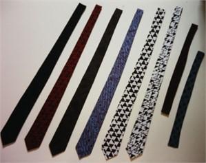Screen Printed Tie