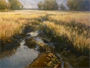 Tidal Grasses, 2018