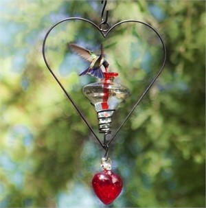 Hummingbird Feeders - Mini Blossom Corazon, 2018