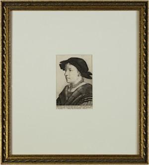 Portrait of Hugo Vander Borcht, c.1646