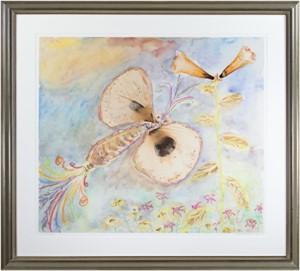 Flying Butterfly Flower AP I/XXV, 2004