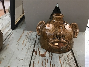 Touchstone Face Jug, 2019