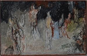 Agitation on the Acheron by Thaddeus Radell