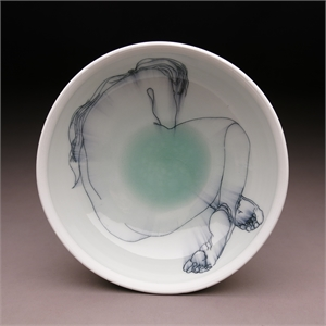 Figurative Bowl - Medium