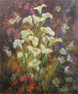 Birthday Flowers, c. 1930
