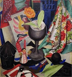 Still Life with Goblet, c. 1925-30