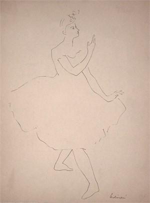 Dancer, 1926