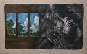 The Swing by Lisa VanderHill