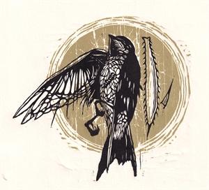 Pájaro con Aloe, 2020