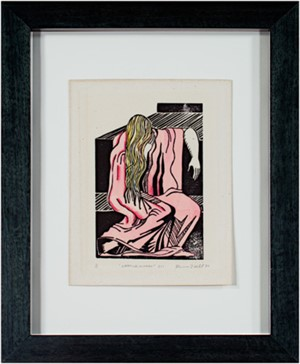 Weeping Woman, 1982