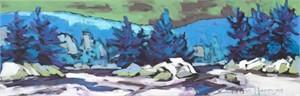 Paysages d'hiver Collection 10  , 2019