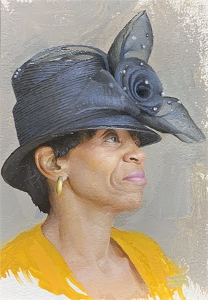 Church Hat no. 21, 2020