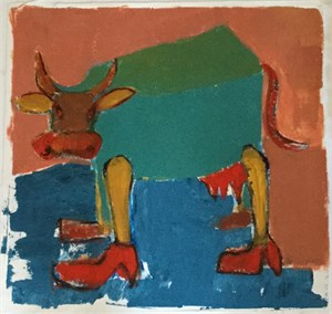 Cow, 2017