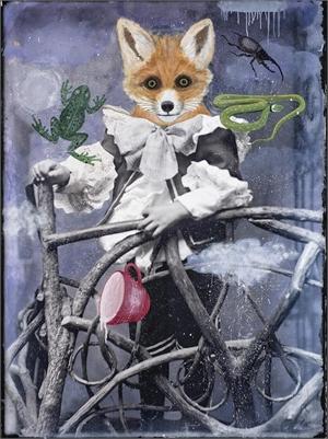 Fox Divining, 2019