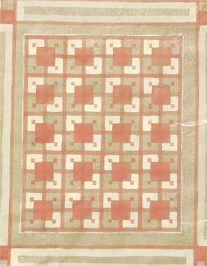 Carpet Design IV, 2019