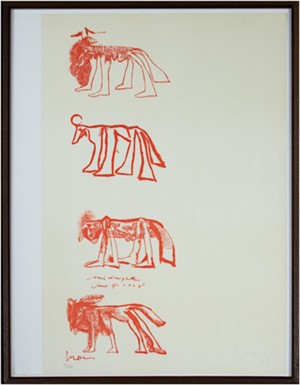 Four Animals (77/100), 1968