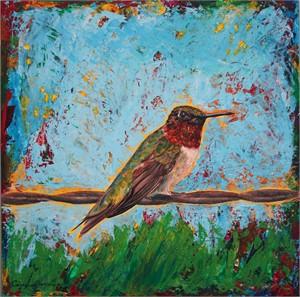 Carlos-Hummingbird, 2019