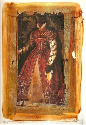 Smock Dress, 2002