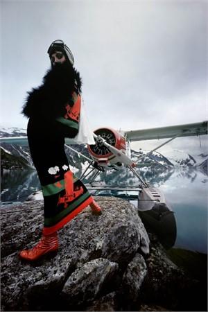 Alaska: Seaplane (Edition 11/100)