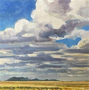Cloud Study No. 9, 2019